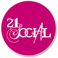 21 Social Logo